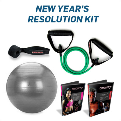 new years resolution kit