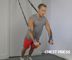 Suspended Chest Press