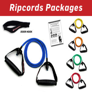 Ripcords Resistance Band Packages
