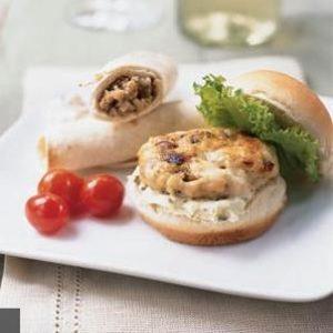 Mini-Turkey-Burgers