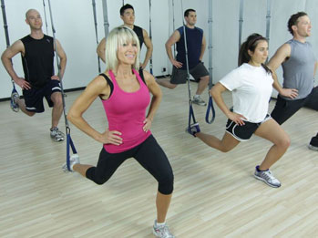 The Human Trainer Suspension Trainer Commercial Club Studio