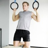 The Human Trainer Olympic Rings are designed with commercial grade materials for safety and durability. Perform full bodyweight exercises including Chin ups, Pull ups and Dips.