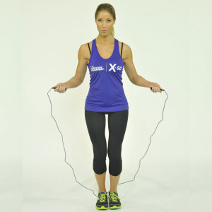 The Human Trainer X50 Jump Rope Training