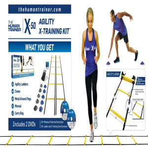 Human Trainer Agility X-Training Kit