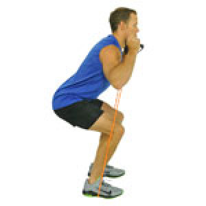 Ripcords Resistance Bands Leg Exercise