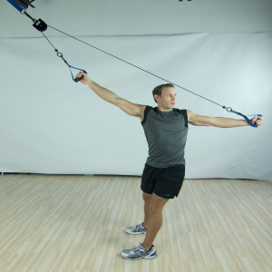 The Human Trainer Rotational Pulley