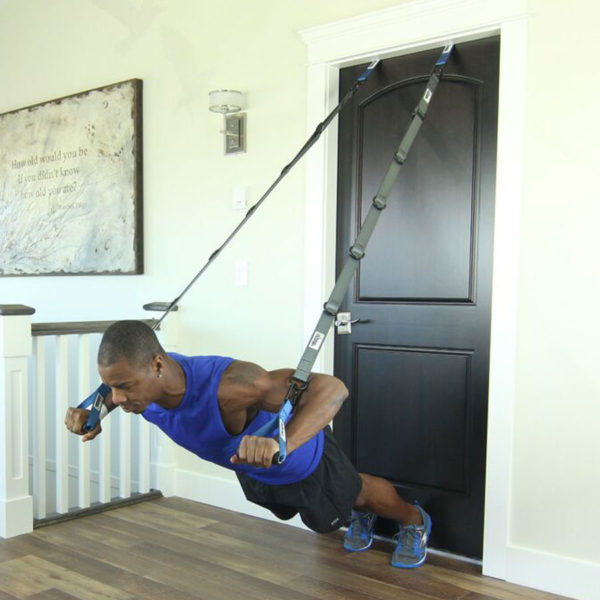 The Human Trainer Tommy Europe Door Workout