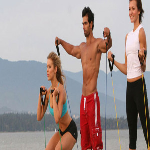 Ripcords Exercise Bands outdoor fitness