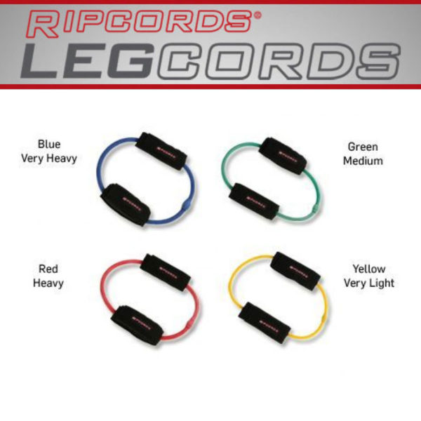 Ripcords Leg cords 4 pack