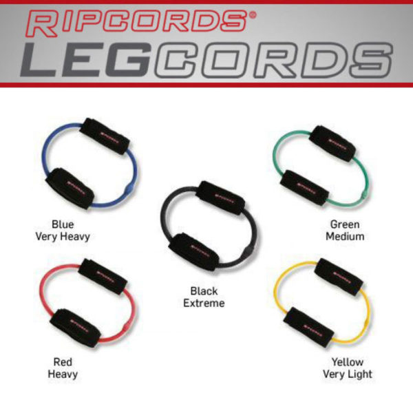 Ripcords Leg cords 5 pack