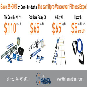 Canfitpro Vancouver Fitness Expo