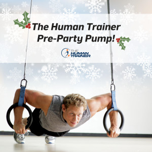 The Human Trainer party pump workout to get you in great shape all year round.