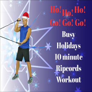 Ripcords Resistance Band 10 Minute Workout