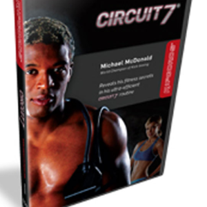 Circuit 7 Ripcords DVD is a workout program designed for efficient full body workouts using Ripcords Resistance Bands.