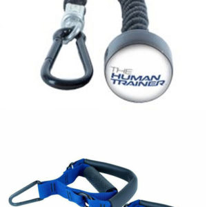 Build the ultimate home and commercial gym with The Human Trainer Suspension Gym accessories.