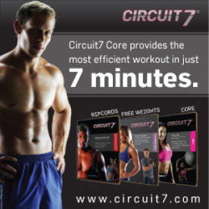 Circuit 7 Fitness Workout DVDs