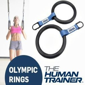 The Human Trainer Olympic Rings