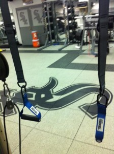 White Sox Workout Room