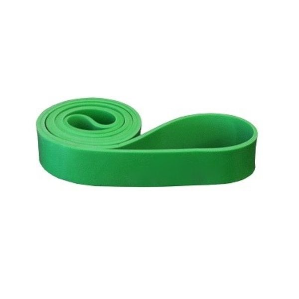 The Thick Exercise band is a great training tool to add external resistance forces to your exercise training and to support bodyweight exercises.