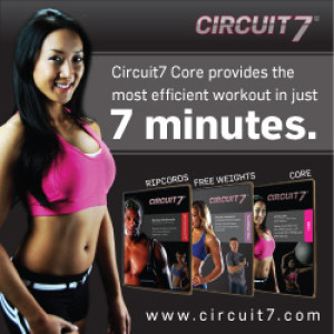 Circuit 7 Fitness DVDs
