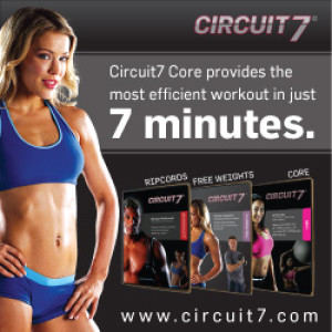 Circuit7 Fitness DVDs