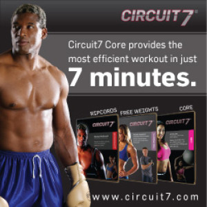 Cicrcuit 7 Fitness Workout DVDs