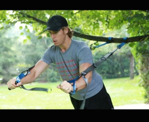 NHL Hockey Player and The Human Trainer