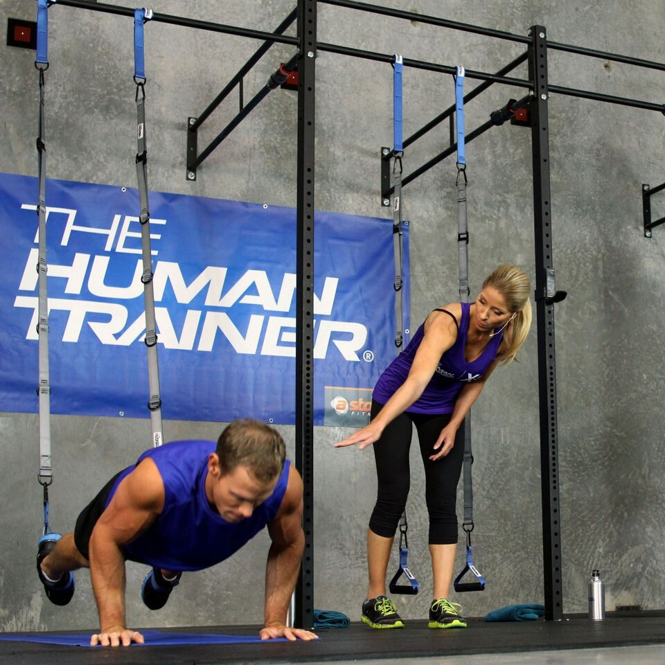Benefits of suspension training the human trainer