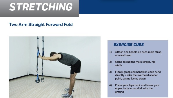 HT Fold Stretch