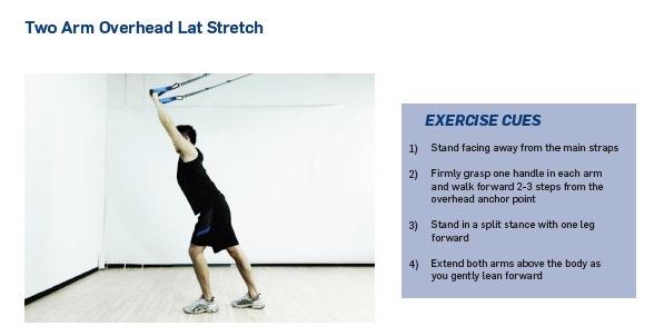 HT Lat Stretch